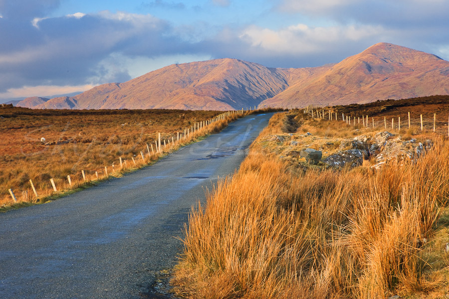 <strong>Title: </strong>The Road to...<br /><strong>Filename:</strong>Connemara_010209_039<br /><strong>Image Reference Number: </strong>swl034