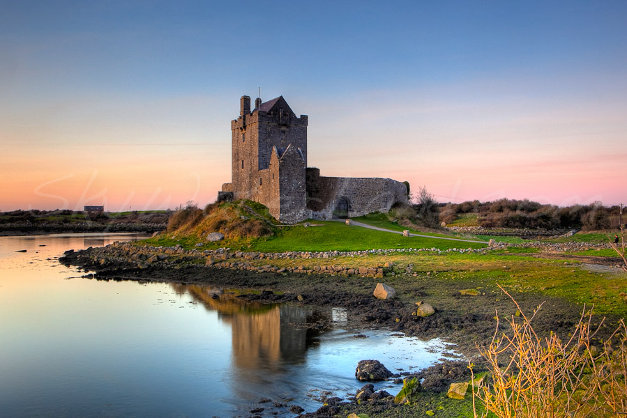 <strong>Title: </strong>Dunguaire Castle<br /><strong>Filename:</strong>Dunguaire_170309_006_3_4_5<br /><strong>Image Reference Number: </strong>swl029